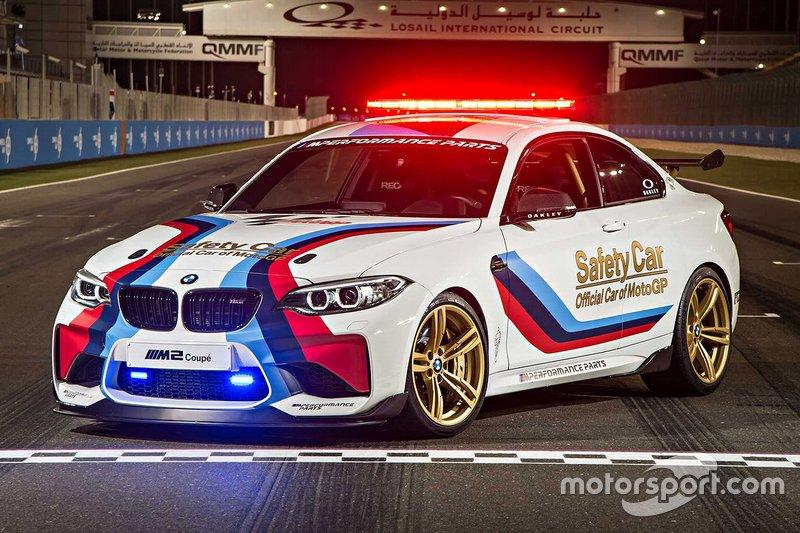 2016: BMW M2 safety car