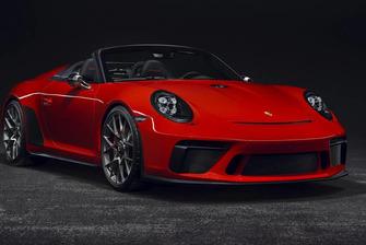 Nuevo Porsche 911 Speedster