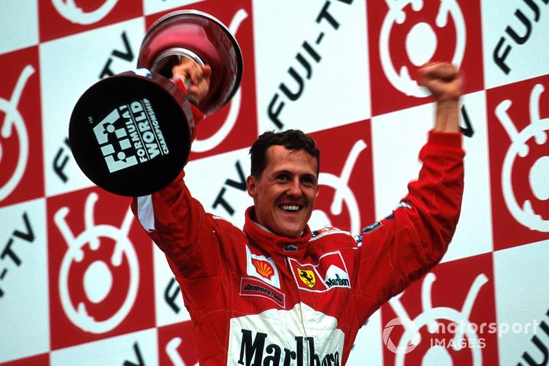 43勝目:2000年日本GP