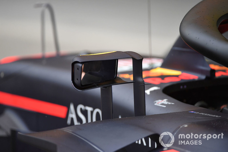 Дзеркало Red Bull RB14
