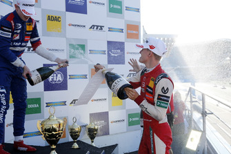 Podium : Robert Shwartzman, PREMA Theodore Racing Dallara F317 - Mercedes-Benz, Mick Schumacher, PREMA Theodore Racing Dallara F317 - Mercedes-Benz