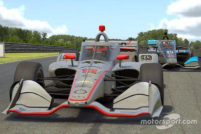 IndyCar Esports: Barber