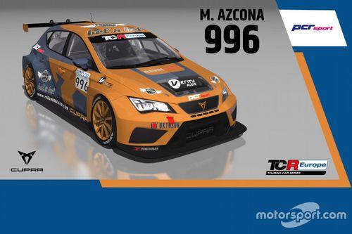 Annuncio TCR Europe SIM Racing