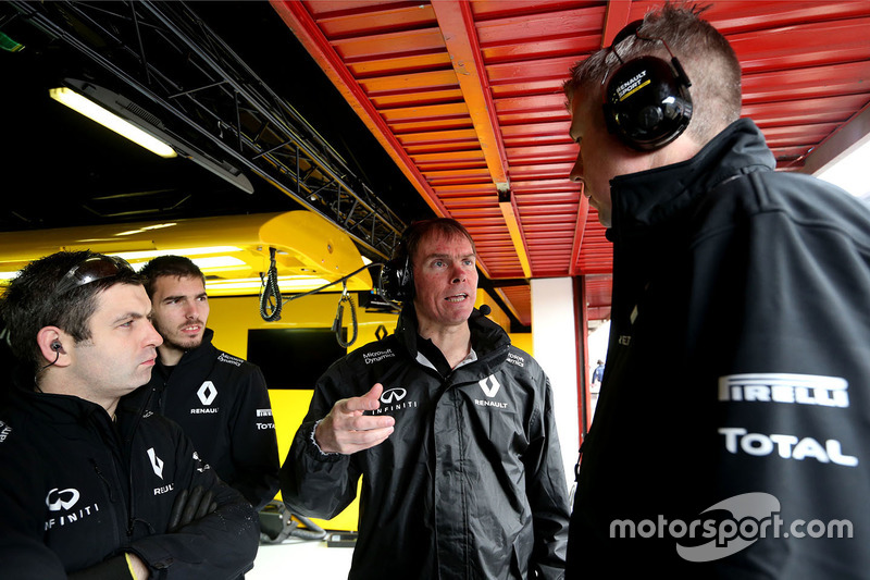 Alan Permane, Renault Sport F1 Team, Leiter Rennoperation