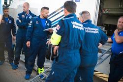 ميكانيكي فريق فولكسفاغن موتورسبورت