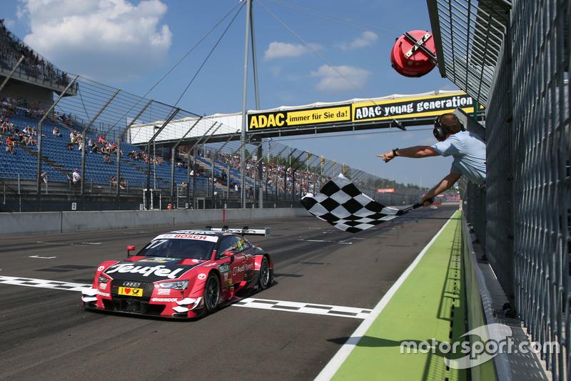 Lausitzring 1: Miguel Molina (Abt-Audi)