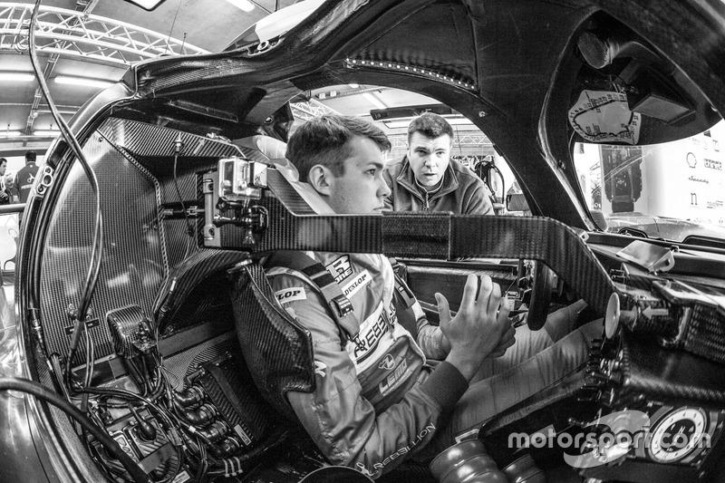 #13 Rebellion Racing Rebellion R-One AER: Matheo Tuscher