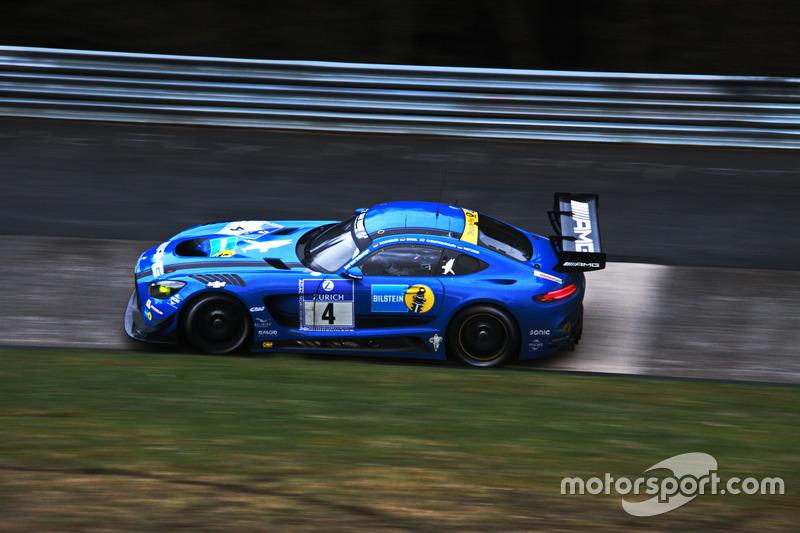 #4 AMG-Team Black Falcon, Mercedes-AMG GT3