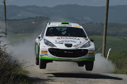 Andrea Dalmazzini, Giacomo Ciucci, Peugeot 207 S2000 #16