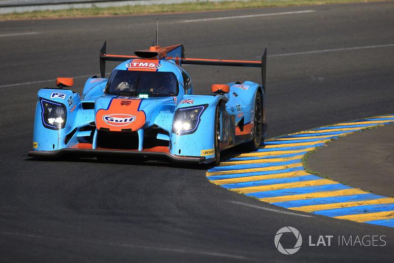 9. LMP2: #34 Tockwith Motorsports, Ligier JS P217 Gibson