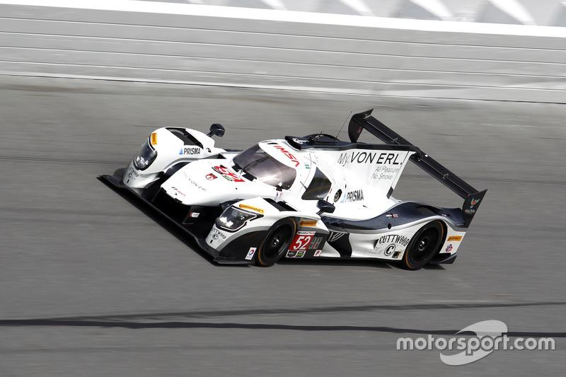 #52 PR1 Mathiasen Motorsports Ligier: Michael Guasch, R.C. Enerson, Tom Kimber-Smith, Jose Gutierrez