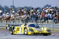 Klaus Ludwig, Henri Pescarolo, Porsche 956