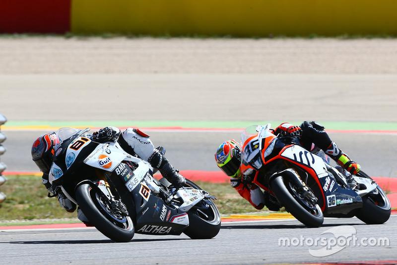 Jordi Torres, Althea BMW Racing, Leandro Mercado, IODA Racing