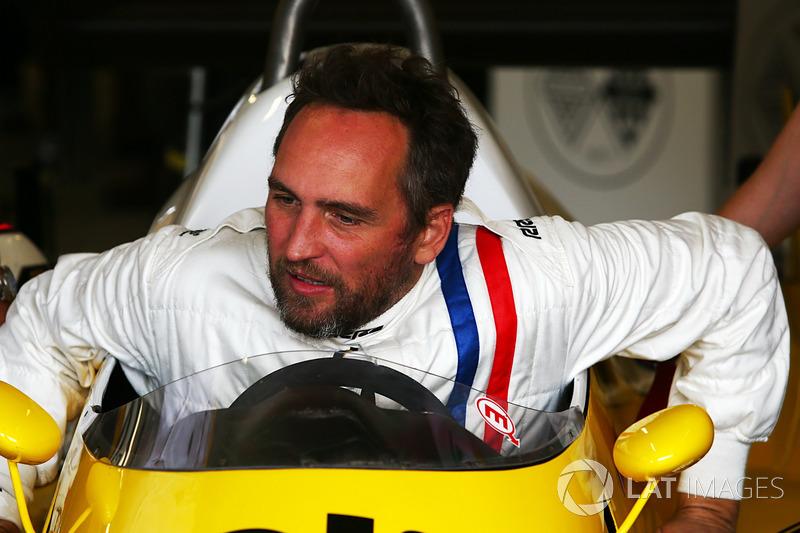 Franck Montagny, Renault Sport F1 Team