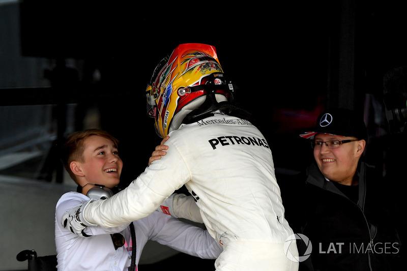 Льюіс Хемілтон, Mercedes AMG F1, Біллі Монгер