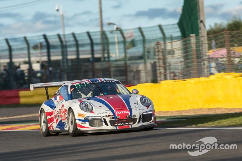 #56 RMS Porsche 991 Cup: Говард Бланк, Фабріс Нотарі, Яннік Малеголь, Франк Мехалі