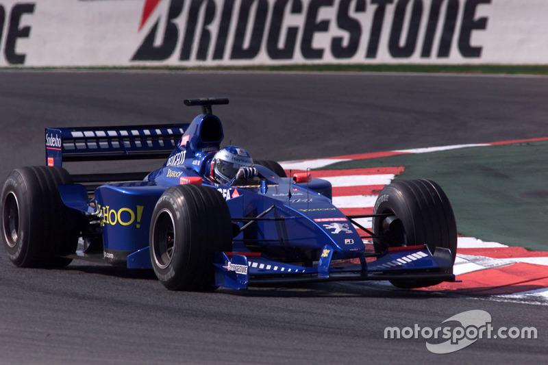 Jean Alesi, Prost