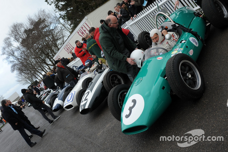 Brabham Trophy, Cooper Marshall Bailey