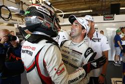 Nick Tandy, Neel Jani, Porsche Team