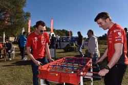 Citroën World Rally Team members