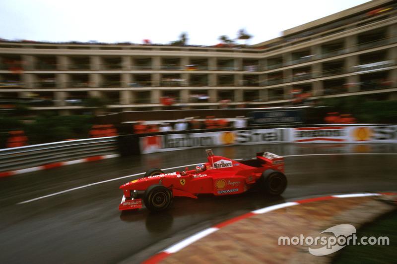 5. GP de Mônaco, 1997