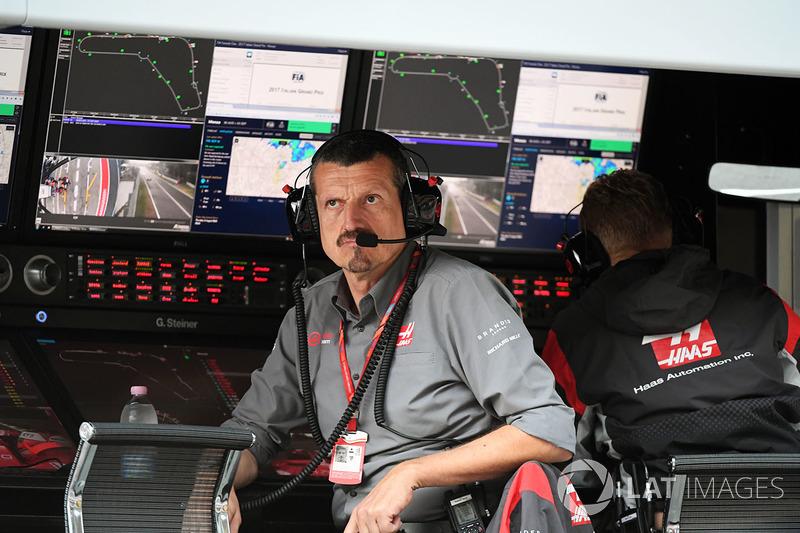 Guenther Steiner, Haas F1 Team Team Principal