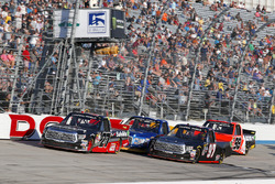 Ben Rhodes, ThorSport Racing Toyota, Jesse Little, Toyota Tundra, Grant Enfinger, ThorSport Racing Toyota