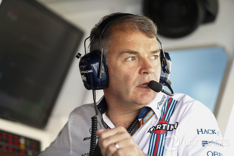 Teammitglied: Williams
