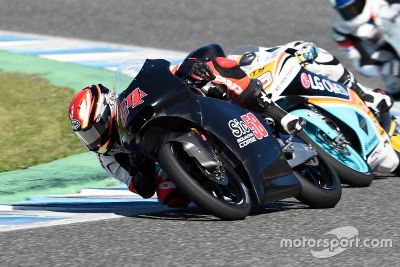Jerez March testing