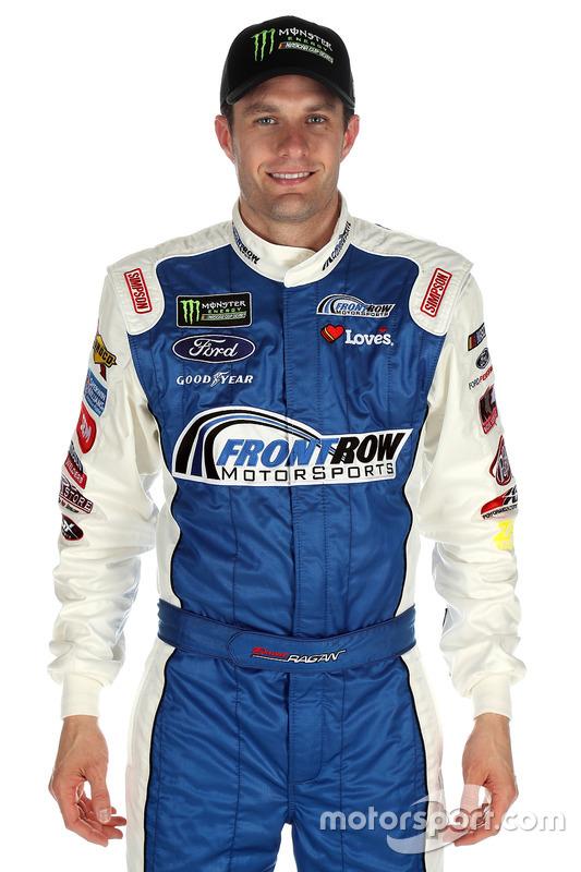 David Ragan, Front Row Motorsports