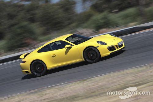 Test Porsche 911 GTS