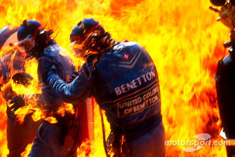 Jos Verstappen – GP da Alemanha de 1994