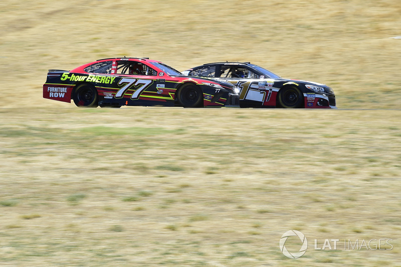 Josh Bilicki, Rick Ware Racing, Marriott Chevrolet SS, Erik Jones, Furniture Row Racing Toyota