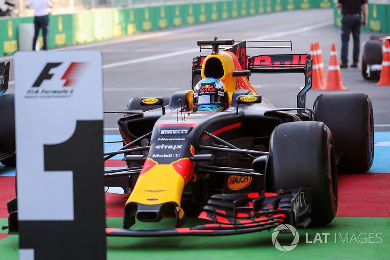 1. Daniel Ricciardo, Red Bull Racing RB13