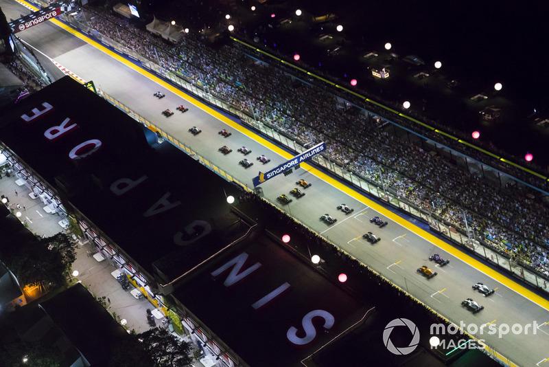 15. GP Singapura (20-22 September)