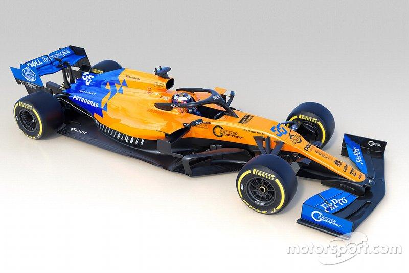 McLaren MCL34 (2019)