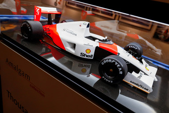 Amalgam model of a McLaren F1 car