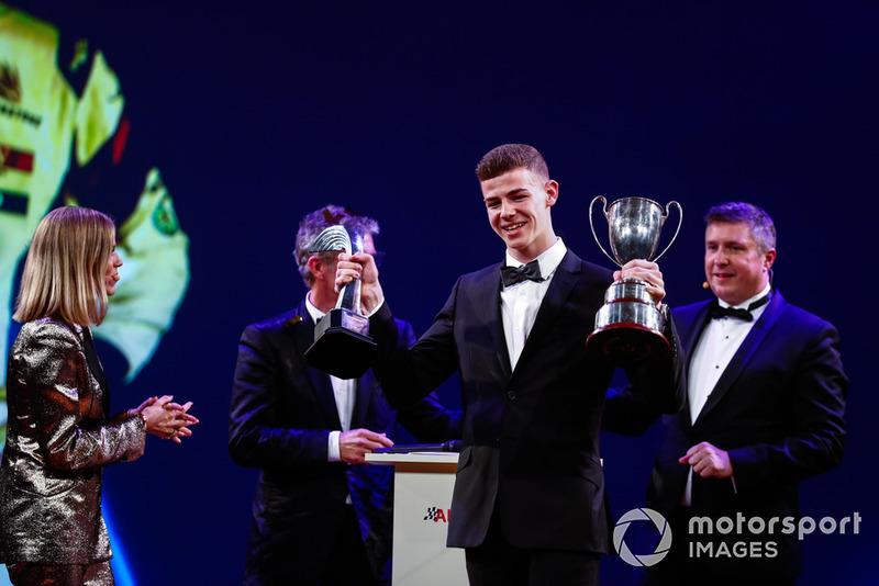 Premio McLaren Autorsport al mejor Joven Piloto del Año: Tom Gamble