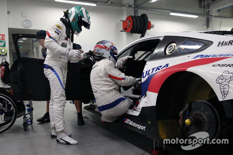 Джессі Крон, Алекс Занарді, BMW M8 GTE