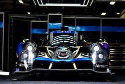 #8 Duqueine Engineering, Ligier JS P3 - Nissan