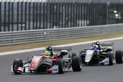 Mick Schumacher, Prema Powerteam, Dallara F317 - Mercedes-Benz, David Beckmann, Motopark, Dallara F317 - Volkswagen
