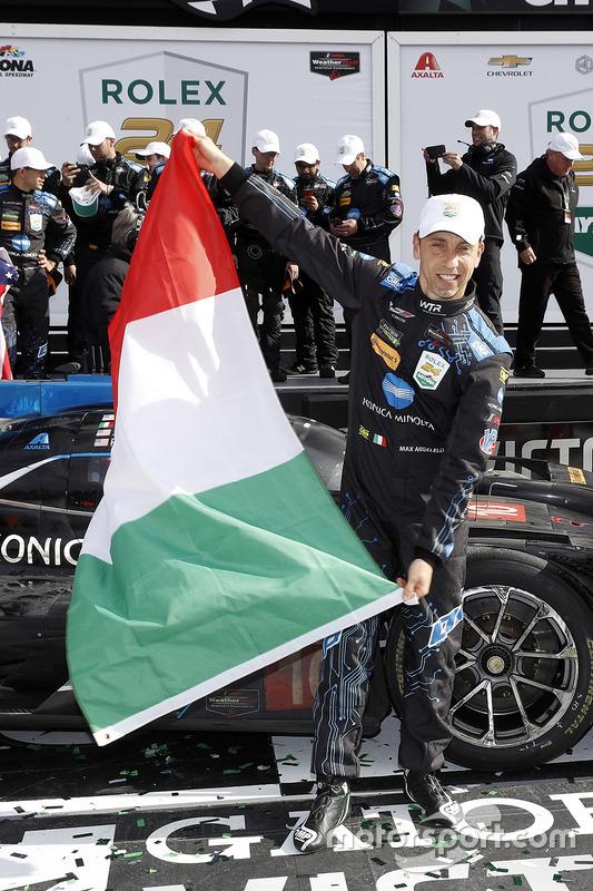 Winnaars Max Angelelli, Wayne Taylor Racing