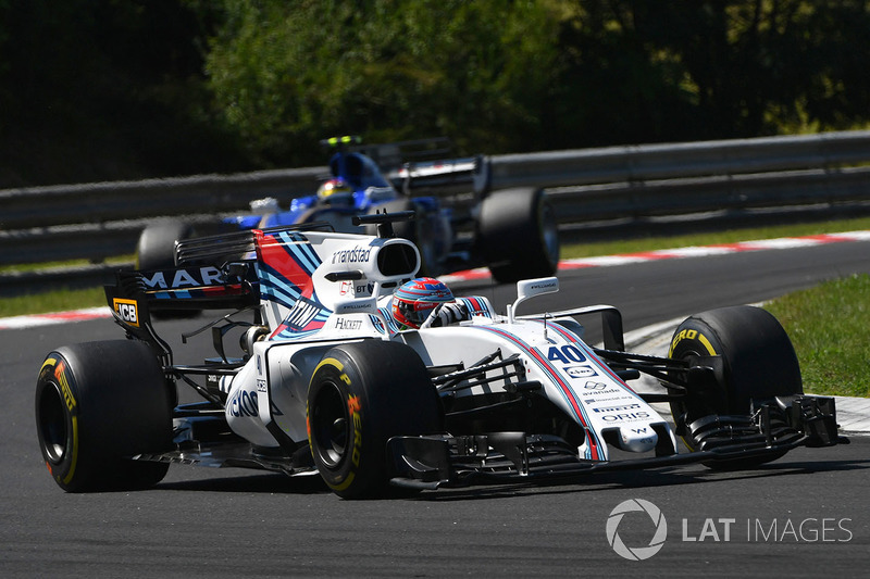 Пол ді Реста, Williams FW40