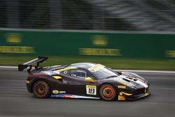 #113 Ferrari of San Francisco: Geoff Palermo