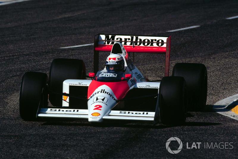 Alain Prost - 30 galibiyet