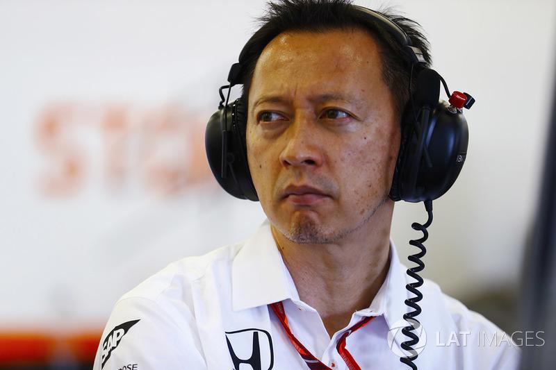 ياسوكي هاسيغاوا، مدير رياضة السيارات في هوندا