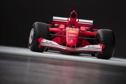 Ferrari F2001 Михаэля Шумахера