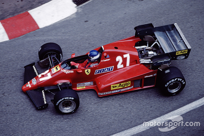 1983: Patrick Tambay, Ferrari 126C2B
