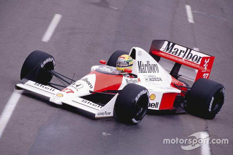 1990. McLaren MP4/5B Honda