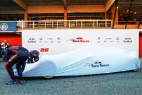 Carlos Sainz Jr., Toro Rosso and Daniil Kvyat, Toro Rosso